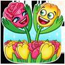 گل های رومانتیک